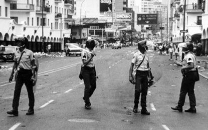 Hoy se cumplen 23 años de la rebelión que hizo temblar a la falsa democracia