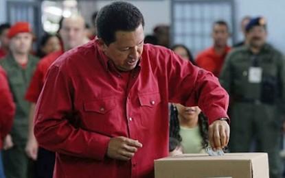 ¡Para recordar! Chávez siempre llamó al pueblo a asumir la trascendencia histórica de votar