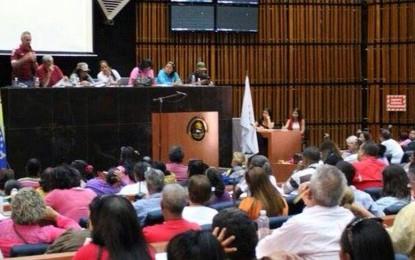 Militancia del PSUV elaboró propuestas para el presidente Nicolás Maduro