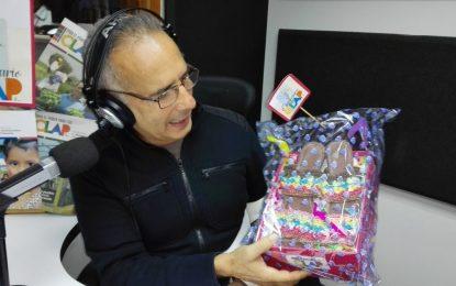La Hora de los Clap radio celebró su primer aniversario