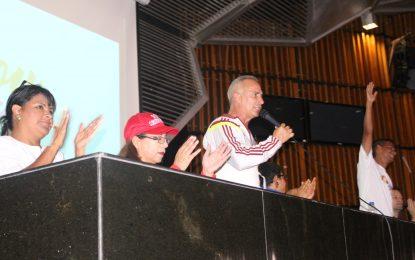 """""""Los Comunicadores Clap son una herramienta para proteger el pueblo y continuar la revolución"""""""