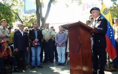Freddy Bernal conmemora 25 años de la rebelión cívico-militar-policial del 27-N