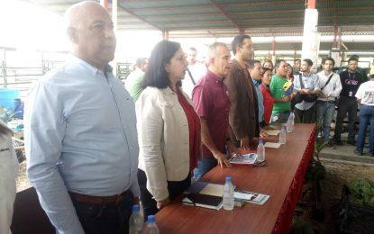 Más de mil millones de bolívares fueron entregados a productores larenses