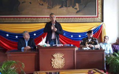 Freddy Bernal supervisa administración gubernamental en el Táchira
