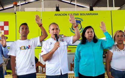 Freddy Bernal juramentó a 1650 Comunicadores Clap en Lara