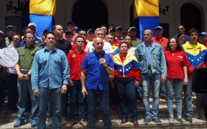 Táchira rechaza actos terroristas en contra de la soberanía del pueblo venezolano
