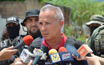"""Freddy Bernal: """"Estamos poniendo orden en la distribución de gas en Táchira"""""""