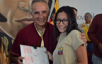 Freddy Bernal: Por su esfuerzo y dedicación estudiantes tachirenses reciben Tablet Canaimitas