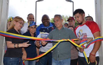 Inauguran Gran Base de Misión Hugo Chávez en Táchira