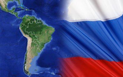 La línea de fuego la corrió Rusia, hoy está al frente de sus patios traseros