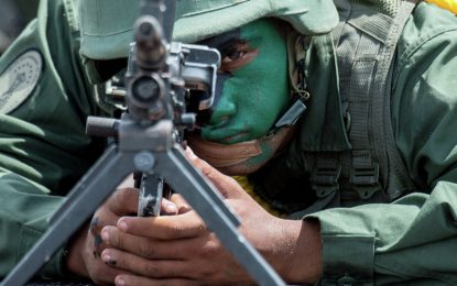 Cómo Venezuela capturó al paramilitar más peligroso de Latinoamérica