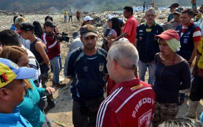 Más de 15 comunidades de San Cristóbal atienden recolección de desechos organizados a través de los CLAP