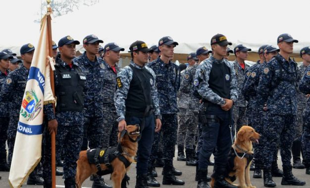 Más de 5 mil efectivos desplegados en Táchira para Operativo Semana Santa Segura 2019