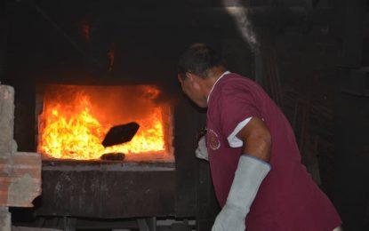 Más de 1 tonelada 300 kilos de estupefacientes son incinerados en Táchira