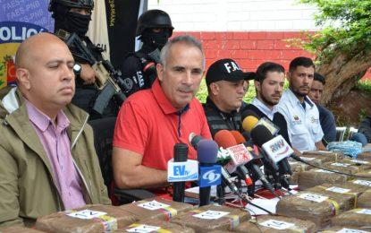 FAES continúa asestando golpes a las mafias del contrabando en Táchira