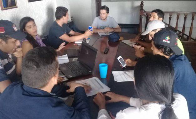 Jóvenes revolucionarios se organizan con miras a fortalecer PSUV Táchira
