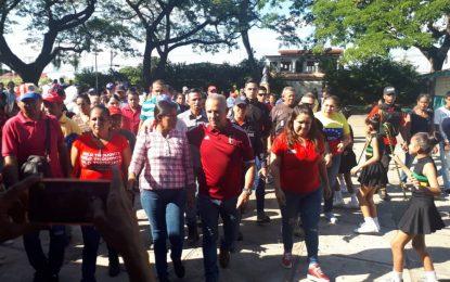 Fuerzas revolucionarias inician despliegue en los 29 municipios del Táchira