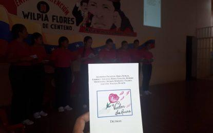 """Gabinete de Comunicación del Táchira enaltece la obra literaria """"Vuelan las Rosas"""""""