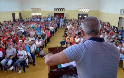 """Freddy Bernal: """"En Táchira seguimos en combate y en victoria con el pueblo"""""""