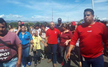 Más de 3.000 efectivos de la FANB están desplegados en la frontera colombo venezolana