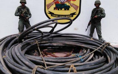 Desarticuladas mangueras que usaban bandas paramilitares para robar combustible de Venezuela
