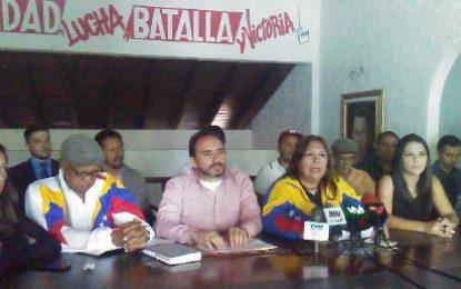PSUV Táchira aprobará acuerdo en apoyo a la lucha contra el paramilitarismo