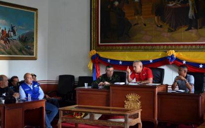 Protectorado del Táchira analiza plan de protección a la soberanía comunicacional