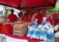 Feria del Campo Soberano se desplegó en el punto y circulo de Bases de Misiones tachirense