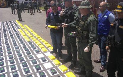 Desmantelan banda que se dedicaba al tráfico de drogas en Táchira