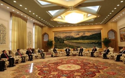 Delegación venezolana afianza acuerdos de cooperación con China
