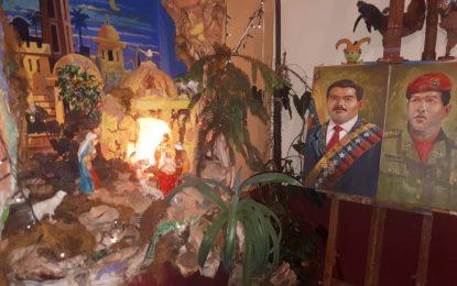 El cultor Néstor Melani Orozco compartió saberes con Freddy Bernal