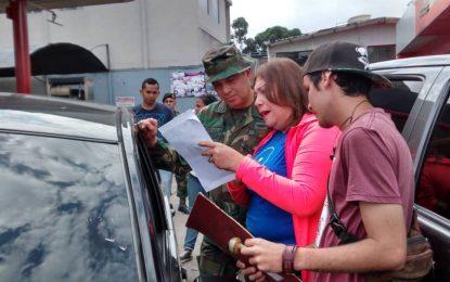Censo automotor en San Cristóbal y Cárdenas tiene receptividad