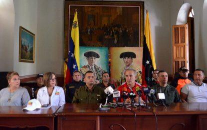 """Bernal aplica las tres """"R"""" para mejorar la calidad de vida de los tachirenses"""