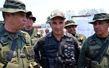 Capturados 37 paramilitares colombianos de las bandas Los Rastrojos y La Línea
