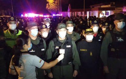 La FANB supervisa en Táchira Cuarentena Social y Colectiva