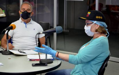 Más de 115 mil pruebas rápidas se han realizado en Táchira