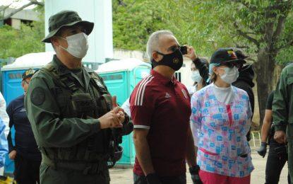 113 Compatriotas del PASI José Gregorio Hernández se recuperan de la Covid-19