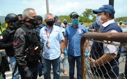 """""""En Táchira estamos haciendo un muro de contención hacia el Coronavirus"""""""