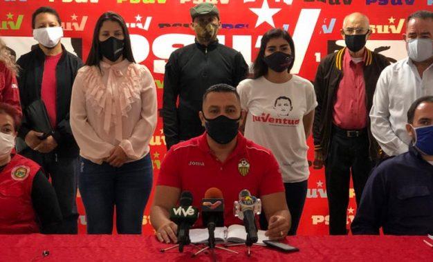 Maquinaria revolucionaria del Táchira aceita motores rumbo al 6D