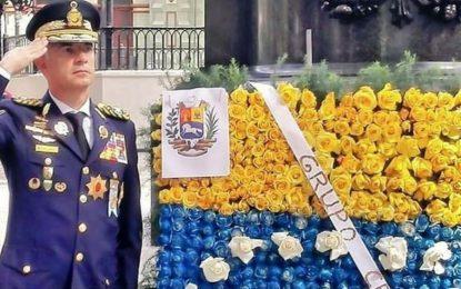 """""""Felicitaciones a quienes honran con orgullo y dignidad el uniforme policial"""""""