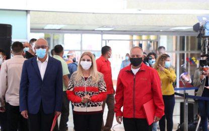 GPP Simón Bolívar inscribe en unidad perfecta a candidatos y candidatas para recuperar la AN el 6D