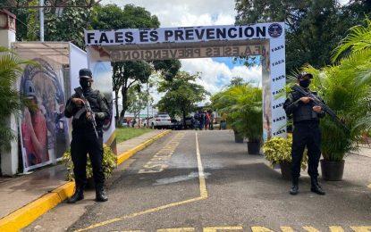 FAES Táchira instala cabina de desinfección para evitar propagación de la Covid-19