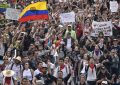 """Freddy Bernal: """"Colombia está incendiada y no lo quieren visibilizar"""""""