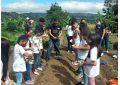La GMAS capacita a niños y jóvenes en la producción de alimentos
