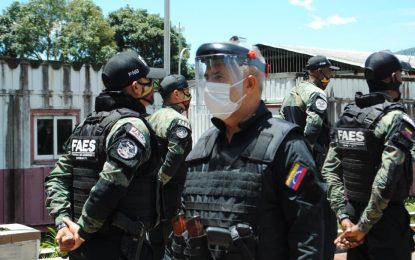 """Bernal: """"La FAES será de aquí en adelante una policía respetuosa de los DD.HH."""""""