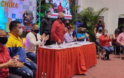 """""""Táchira presenta una lista de unidad perfecta para esta batalla electoral del 6D"""""""