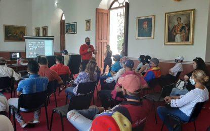 Juramentan los Comandos Municipales de Campaña Darío Vivas del Táchira