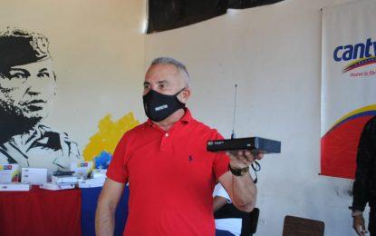 Protectorado entrega TDA a los habitantes de Barranca parte Alta
