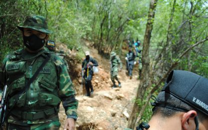 Bernal llama a tachirenses no creer en las amenazas de grupos paramilitares
