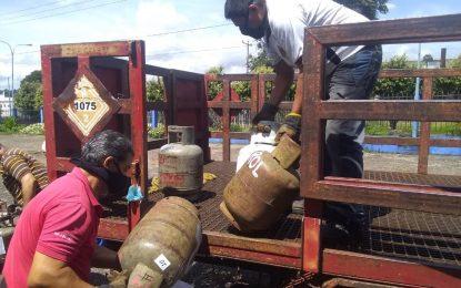 Gas Táchira abastece de GLP a la Fundación Tachirense de Personas con Limitaciones Motrices
